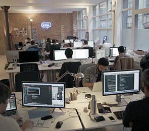 Plum office image
